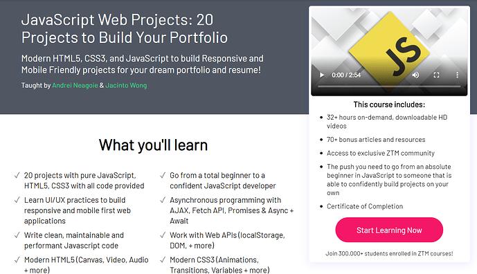 javascript-web-projects