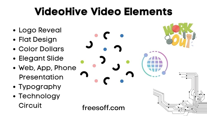 VideoHive Video Elements