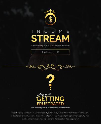 Income Stream Ultimate Edition