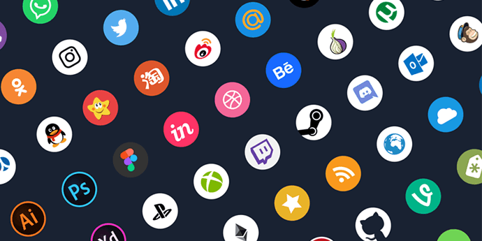 flat-social-icons-featured