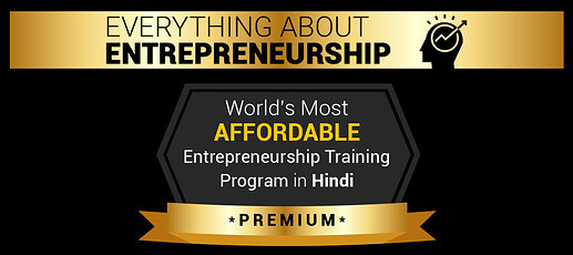 [Download] Vivek Bindra Everything About Entrepreneurship EAE course Free Download - Google Drive Links