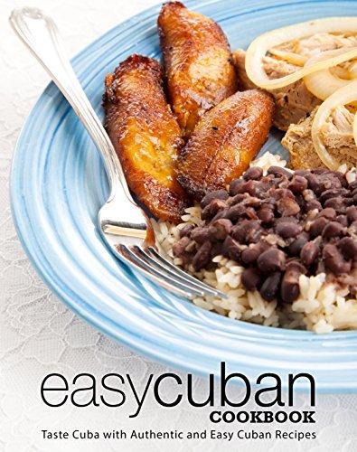 Easy Cuban Cookbook