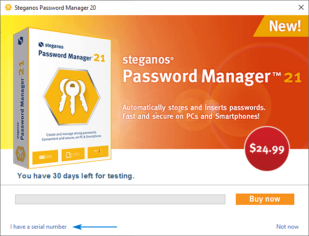 password mager