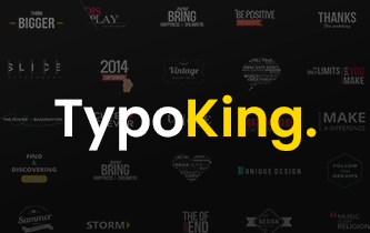 TypoKing Title Animation for Free